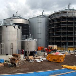 Biogas - Feasibility studies