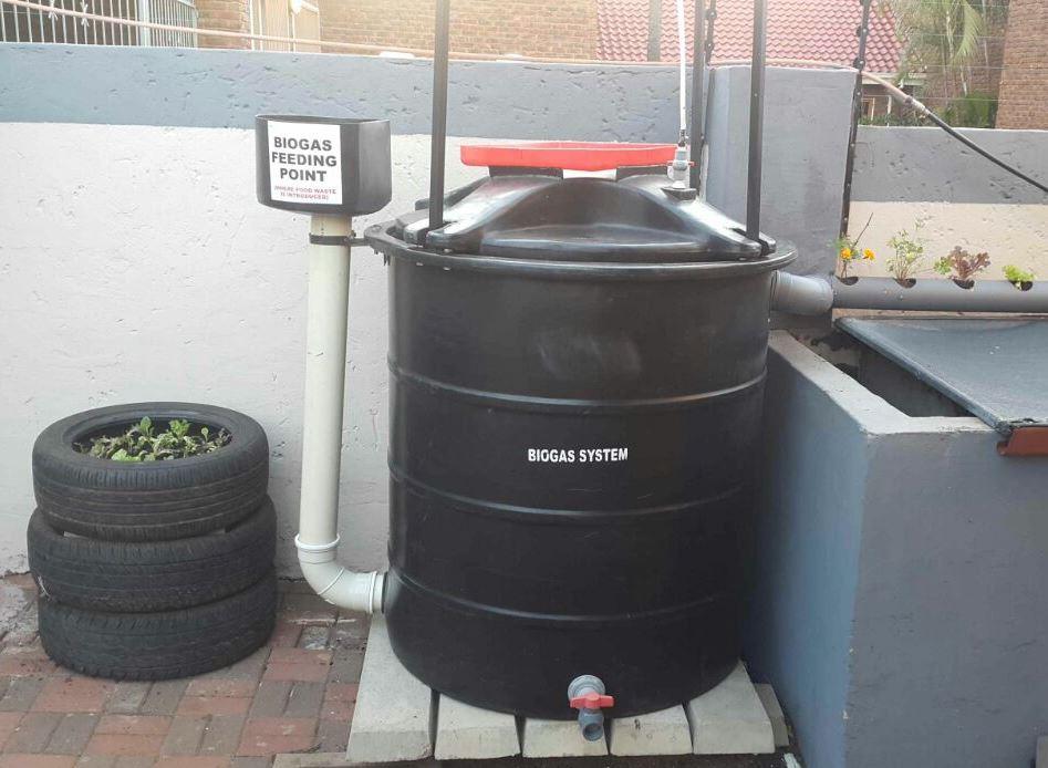 Biogas Biogas Sa